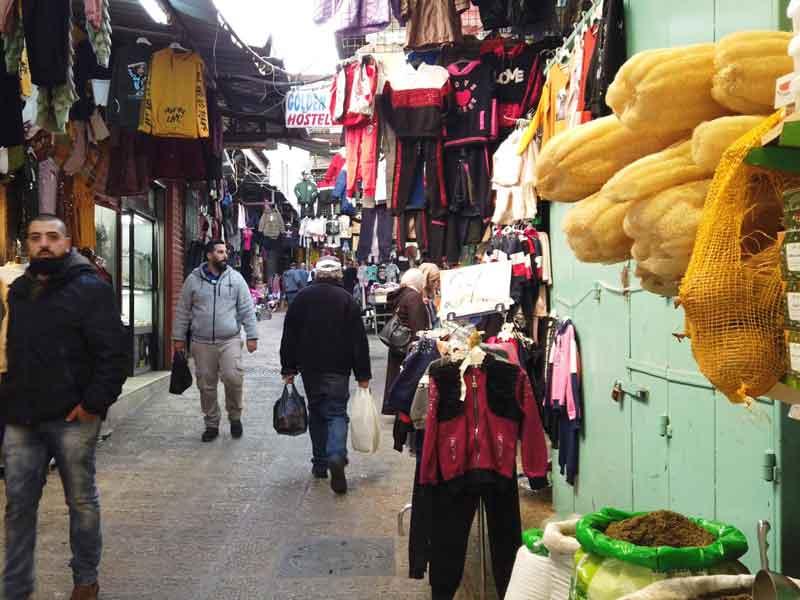 השוק של העיר העתיקה - סיור עצמאי בירושלים