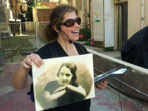 סיור בעקבות נשים בתל אביב