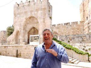 סודותיה של החומה – סיור עצמאי סביב חומת ירושלים