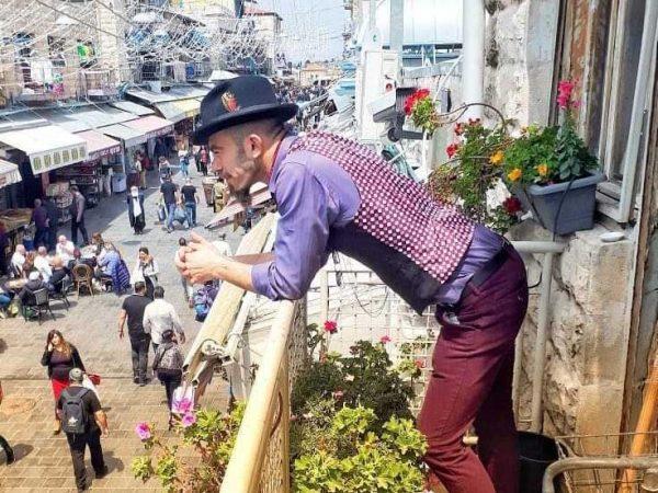 סיור עצמאי בשוק מחנה יהודה