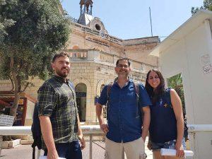 סיור בעקבות התפתחות הרפואה בירושלים