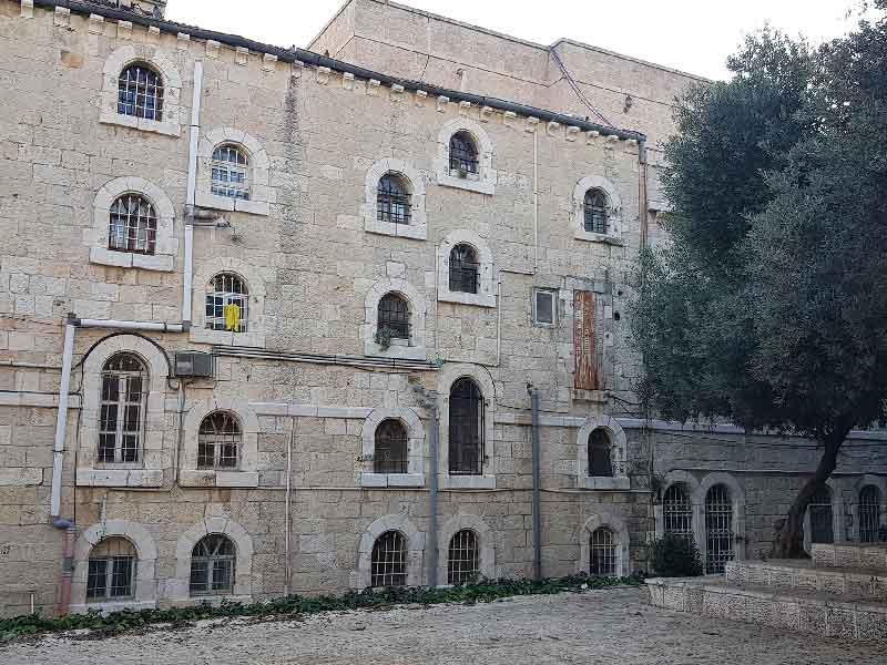 בית החלונות במוסררה