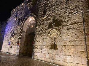 סיור לילי בירושלים - משחק לילי